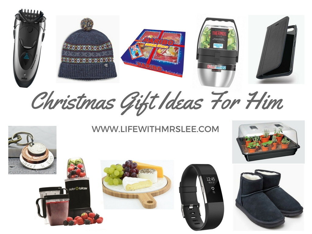 Christmas Gift Ideas For Him Life With Mrs Lee